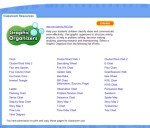 graphic organisers page