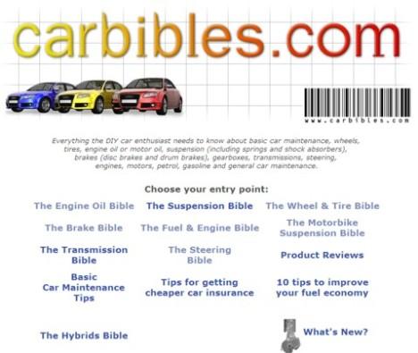 carbibles