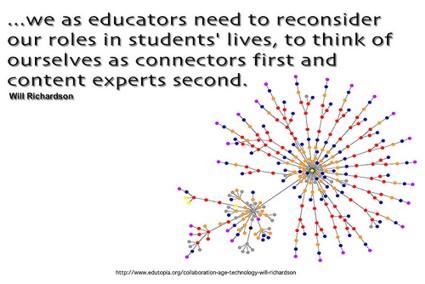 Teachers as connectors