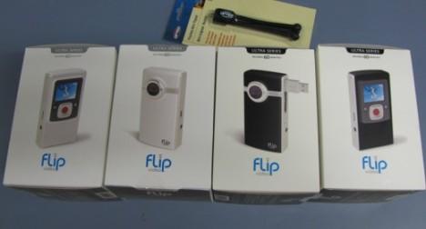 Flip Cameras
