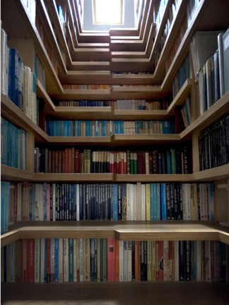 book_staircase